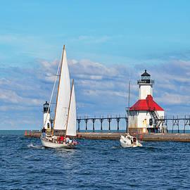 Set Sail by Susan Rissi Tregoning
