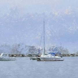 Tricia Marchlik - Setting Sail