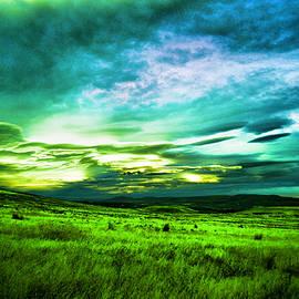 Jeff Swan - Settling across the grasslands
