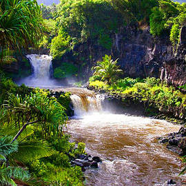 Michael Rucker - Seven Sacred Pools Maui