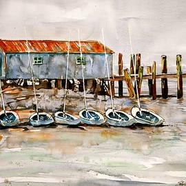 Shirley Sykes Bracken - Seven Small Boats