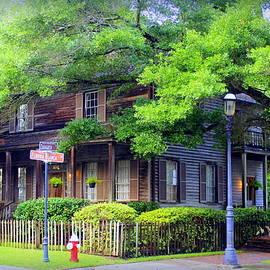 Faith Williams - Seville Wooden House