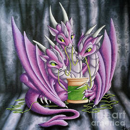 Sewing Dragons by Mary Hoy