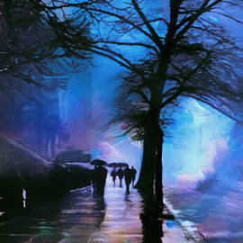John Rivera - Shadows in the Rain