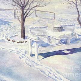 Malanda Warner - Shadows In The Snow
