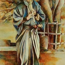 Shakuhachi Samurai - Robert Hooper