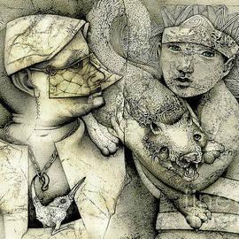 Carole Lindberg - Shaman