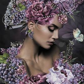 G Berry - She Cast Her Fragrance