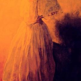 She Danced by William Kelsey