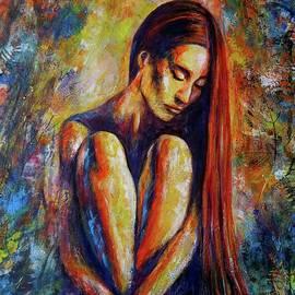 She found her Stillness by Zoe Oakley