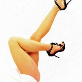 She Got Legs by Mary Bassett - Mary Bassett