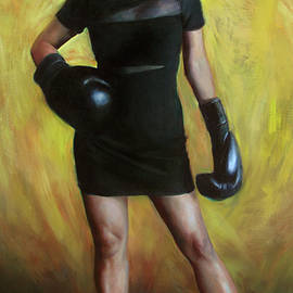 She Who Overcomes - Anna Rose Bain