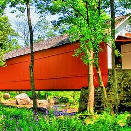 DJ Florek - Sheards Mill Covered Bridge