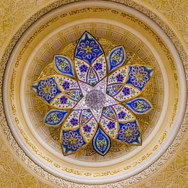 Yogendra Joshi - Sheikh Zayed Mosque Chandelier