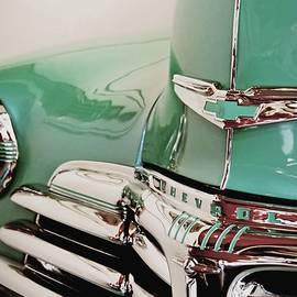 Shiny Chevy by Patricia Strand