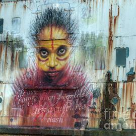 Adrian Evans - Ship Graffiti
