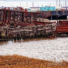 ship graveyard - HD Connelly