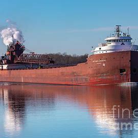 Ship Hon. James L. Oberstar-6096 by Norris Seward