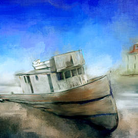 Ship Wrecked by Mary Timman