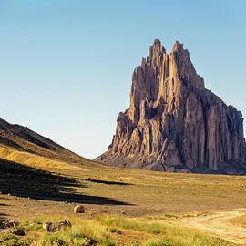 Shiprock 3 - North West New Mexico by Brian Harig