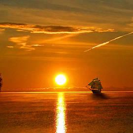 Michael Rucker - Ships of Yesterday
