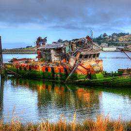 Shipwrecked by Michael Morse