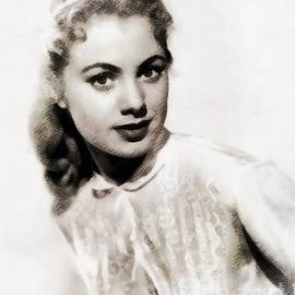 John Springfield - Shirley Jones, Vintage Actress