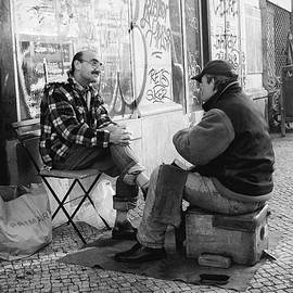 Carlos Caetano - Shoeshine and a Chat