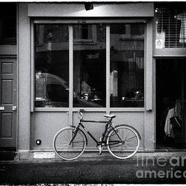 Lynn Bolt - Shop Front with Bicycle