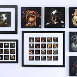 Showcase Animal Art 2 by James Ahn