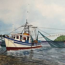 Mike King - Shrimp Boat Capt. John