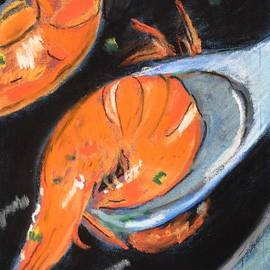 Andrea Torraca - Shrimp Dinner