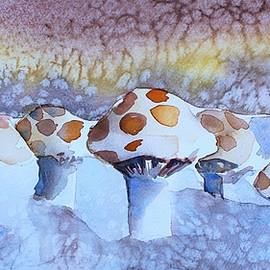 Mindy Newman - Shrooms