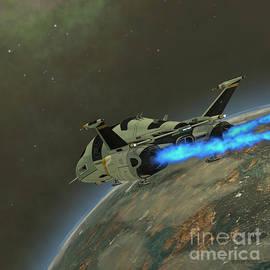 Corey Ford - Shuttlestar Transport