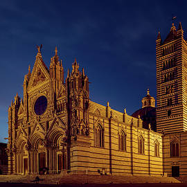 Joan Carroll - Siena Italy Cathedral
