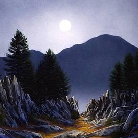 Frank Wilson - Sierra Moonrise