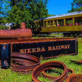 Garry Gay - Sierra Railway Boneyard
