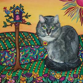 Lori A Miller - Sierra the Beloved Cat