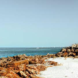 Siesta Key Beach by Kay Brewer