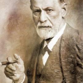 Mary Bassett - Sigmund Freud, Neurologist by Mary Bassett