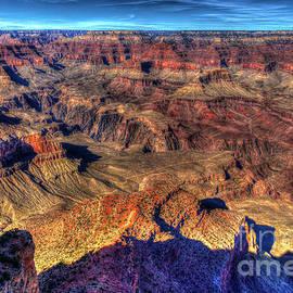 Reid Callaway - Signs Of Wear Grand Canyon National Park Arizona Art