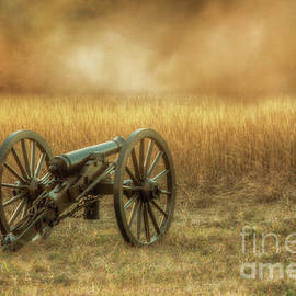 Randy Steele - Silent Cannon at Gettysburg Two