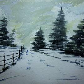 James Michael Johnson - Silent Trees