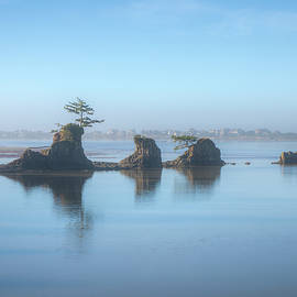 Kristina Rinell - Siletz Bay Morning 0715