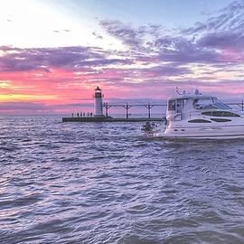 Matt Hunter - Silver Beach Pier