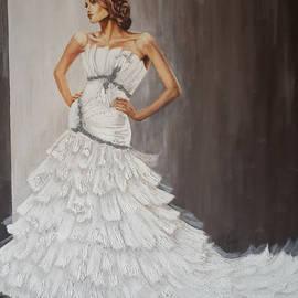 Jeneane Wilson - Silver Bride