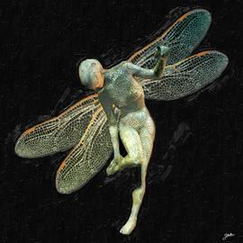 Silver fairy by Joaquin Abella