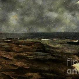 RC deWinter - Silver Sliver over the Sea