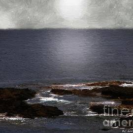 Silvered Sea by RC DeWinter