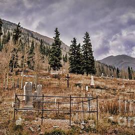 Janice Rae Pariza - Silverton Colorado Cemetery